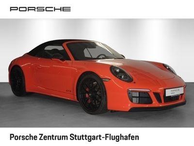 gebraucht Porsche 911 Carrera 4 Cabriolet 991 GTS 3.0 PDLS+ LED
