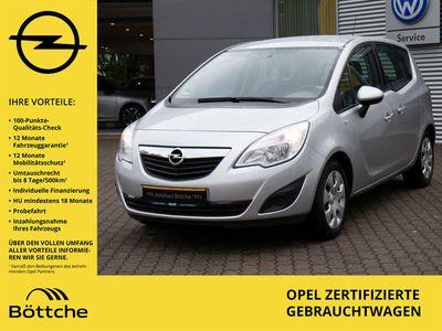 gebraucht Opel Meriva 1.4 Edition KLIMA PDC