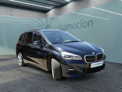 gebraucht BMW 218 Gran Tourer 218 Gran Tourer M-Sport NAVI+LED+H/K+AHK+KURVENL