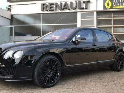 gebraucht Bentley Continental Flying Spur Mansory