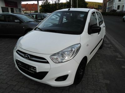 käytetty Hyundai i10 nur 93 TKm Klima Euro-5