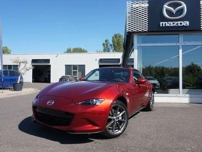 gebraucht Mazda MX5 RF SPORTS 184PS/NAPPALEDER/AUTOMATIK/NAVI