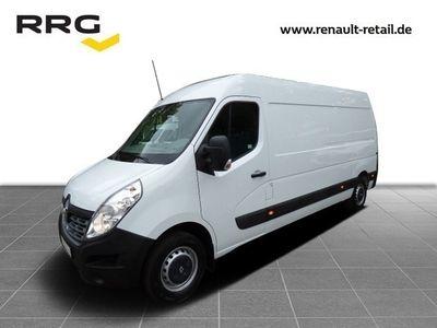 usado Renault Master Kasten dCi 130 L3H2 3,5t EURO 6 Klima!!
