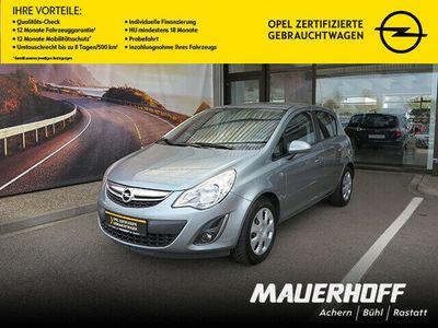 gebraucht Opel Corsa D Satellite | PDC | Radio CD | Regensensor