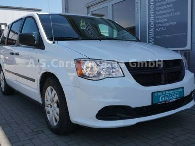 gebraucht Dodge Grand Caravan 3.6l V6*LPG*7 Sitzer!!