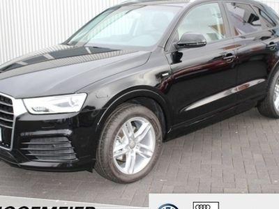 gebraucht Audi Q3 2.0TDI S Line, Navi, Xenon, Tempomat
