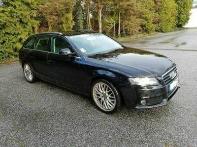 gebraucht Audi A4 Kombi 1.8, Automatik von privat