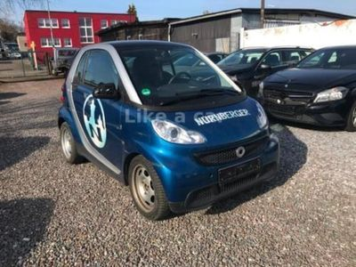 gebraucht Smart ForTwo Coupé softouch passion micro hybri