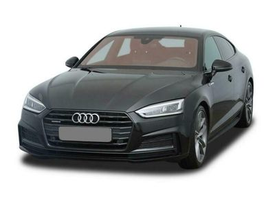 gebraucht Audi A5 Sportback 40 TDI quattro S tronic S line AHK