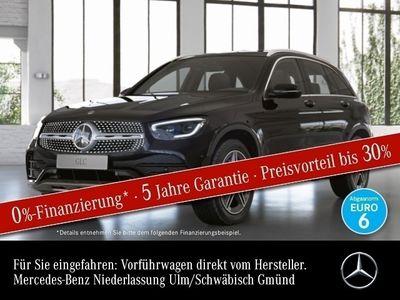 gebraucht Mercedes GLC300 d 4M AMG Multibeam AHK Kamera Spurhalt-Ass