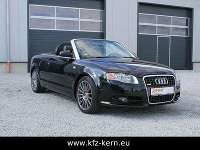 gebraucht Audi A4 Cabriolet 3.2 FSI quattro, S-line