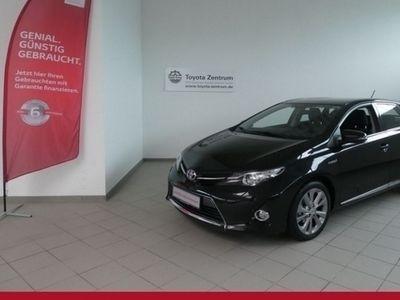 gebraucht Toyota Auris 1.8 VVT-i Hybrid Automatik Life Plus