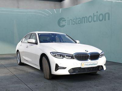 gebraucht BMW 320 320 iA Sport Line NAVI+LED+AHK+ACC