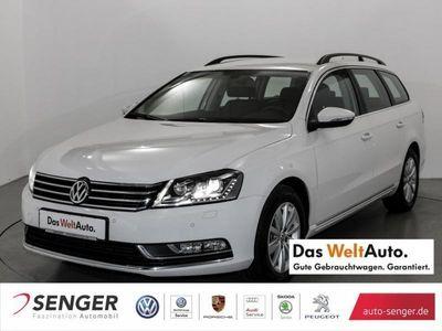 gebraucht VW Passat 1.6 TDI Comfortline Navi Bi-Xenon