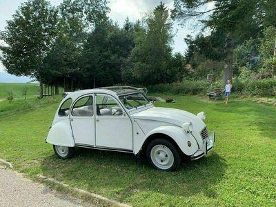 gebraucht Citroën 2CV - topp saniert für Ausflug in ...