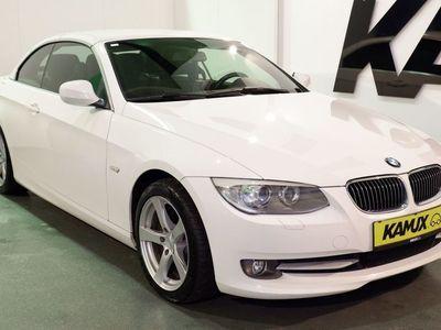 gebraucht BMW 330 Cabriolet d +Navi+Xenon+Klima+AHK abn.+Hardtop