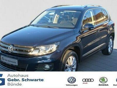 gebraucht VW Tiguan 2.0 TDI DSG 4M Sport & Style AHK Pano Shz PDC