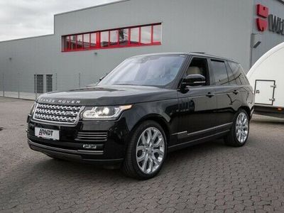 gebraucht Land Rover Range Rover 3.0 TDV6 Vogue Pano DAB 360 STHZ AHK