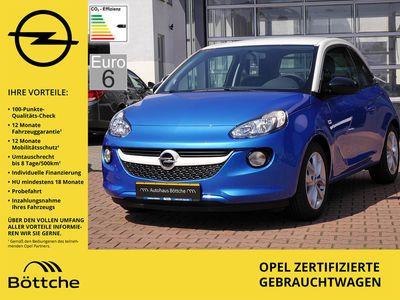 gebraucht Opel Adam 1.2 Jam FSE USB KLIMA SITZHEIZUNG