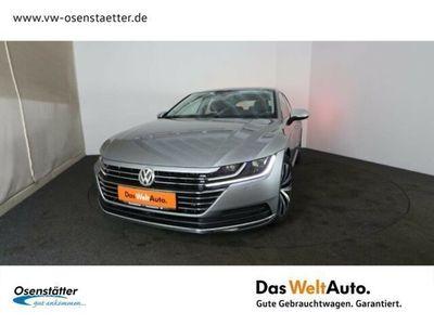 gebraucht VW Arteon 2,0 TDI ''Elegance'' 4Mot/DSG/Navi/HuD/St