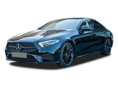 gebraucht Mercedes CLS300 CLS 300 d AMG Line Night 360° Comand SHD Mbeam