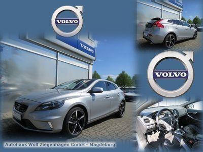 used Volvo V40 D4 MOMENTUM R-DESIGN NAVI XENON PANORAMADACH