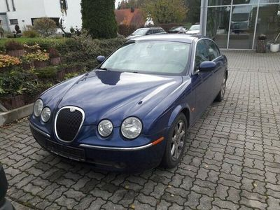 gebraucht Jaguar S-Type 2.7 D V6 Executive Auto