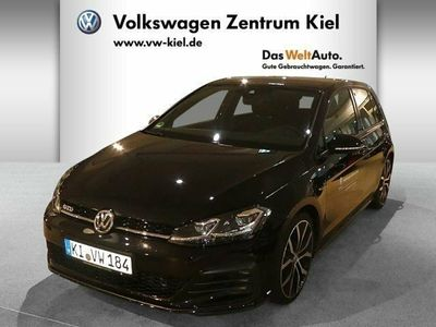 gebraucht VW Golf GTD 2.0 TDI DSG DAB Navi LED ACC