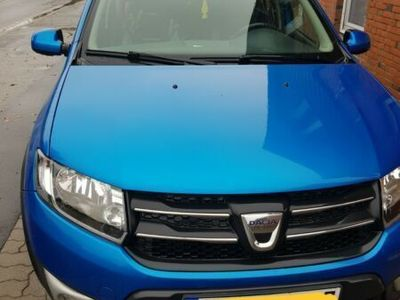 gebraucht Dacia Sandero Stepway TCe 90 Prestige