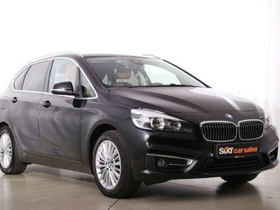 gebraucht BMW 225 2er Active Tourer - xe Luxury Navi|ParkPilot