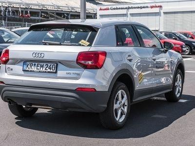gebraucht Audi Q2 30 TFSI Einparkhilfe, Sitzheizung, Klima ALU