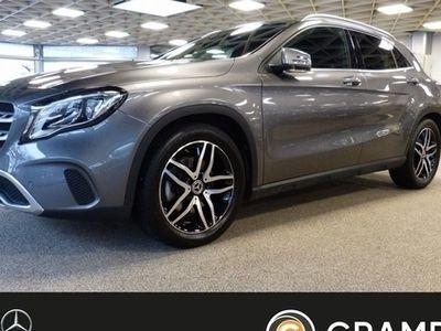 gebraucht Mercedes GLA220 4M Business/Freizeit/Keyless/Urban/LED