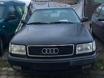 gebraucht Audi 100 2,8 Liter Limousine schwarz