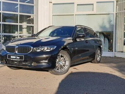gebraucht BMW 320 d Touring Aut Sport Line Businesspaket