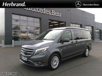 gebraucht Mercedes V220 MP 220 EMPA*Klima*AHK*Tischpaket*Kamera*