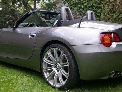 gebraucht BMW Z4 Roadster e85 6Zyl. als Cabrio/Roadster in Löwenberger Land-Nassenheide