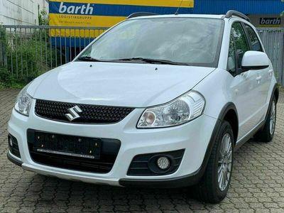 gebraucht Suzuki SX4 /Klima/TÜV/Garantie /S-Heft/wenig KM!