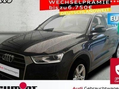 gebraucht Audi Q3 2.0 TDI Sport AHK, Navi, GRA, SHZ, PDC