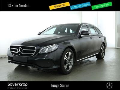 gebraucht Mercedes E200 T Sportstyle Avantgarde LED/Kamera/Navi