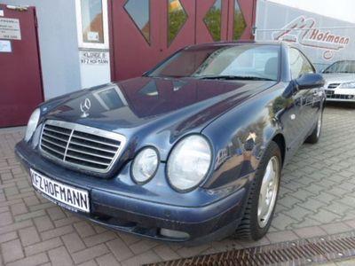 gebraucht Mercedes 200 Elegance*1.Hand*Leder*Klima*ALU*