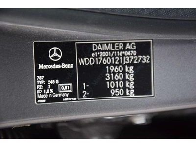 gebraucht Mercedes A180 CDI (BlueEFFICIENCY)