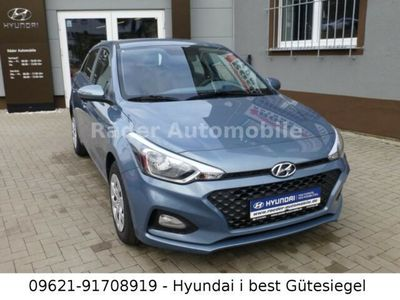 gebraucht Hyundai i20 5-Türer Facelift MJ20 1.2 Benzin M/T