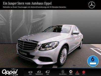 gebraucht Mercedes C180 Avantgarde Standh.+Sitzh+CD+6Gg+Klima+LM+