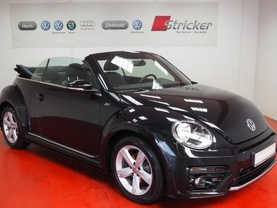 gebraucht VW Beetle Cabrio R-Line 1.4TSI 279,-ohne Anzahlung
