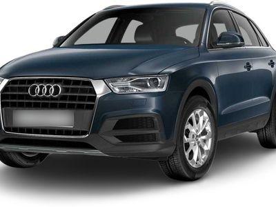 gebraucht Audi Q3 Q31.4 TFSI design Euro 6MMI Navi Plus Klima