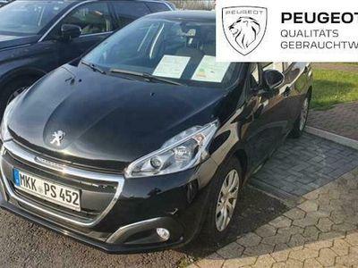 gebraucht Peugeot 208 1.5 BlueHDi 100 Active SHZ, PDC, MirrorLink