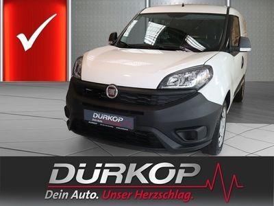 gebraucht Fiat Doblò Cargo Basis Kasten 1.4 Klima PDC ESP TRC ASR