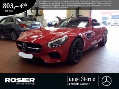 gebraucht Mercedes AMG GT S Performance Keramik LED Pano Navi Kamer