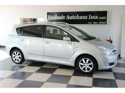 gebraucht Toyota Corolla Verso 2.2-l-D-4D**PDC**KLIMAAUTOMATIK**