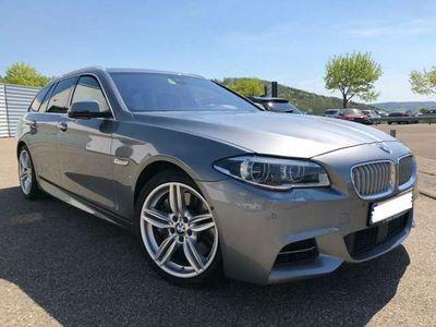 gebraucht BMW 550 5er M55d xDrive Touring (Sthzg., soft-close, uvm.)